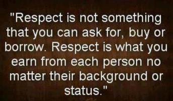 Respects quote #3