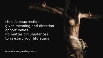 Resurrection quote