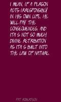Retribution quote #2