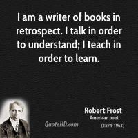 Retrospect quote #2