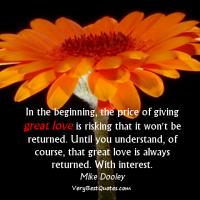Returned quote #1