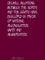 Reunification quote #2
