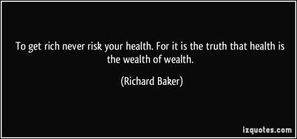 Richard Baker's quote #1