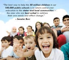 Richard Burr's quote