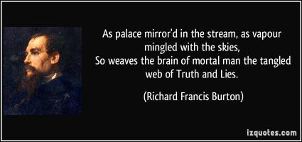 Richard Francis Burton's quote