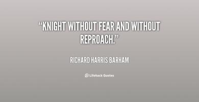 Richard Harris Barham's quote