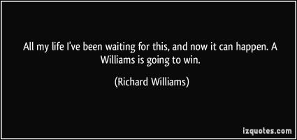 Richard Williams's quote #1