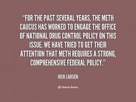 Rick Larsen's quote