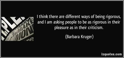 Rigorous quote #1