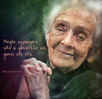 Rita Levi-Montalcini's quote