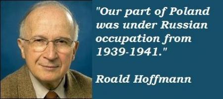 Roald Hoffmann's quote