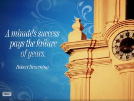 Robert Browning's quote