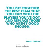 Robert Crandall's quote
