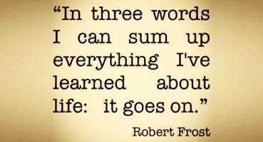 Robert Frost quote #2