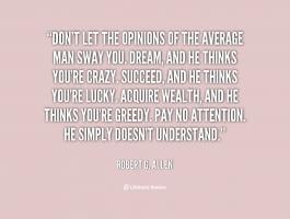 Robert G. Allen's quote #2