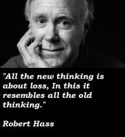 Robert Hass's quote #5