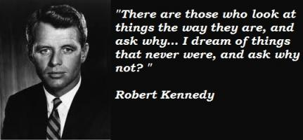 Robert Kennedy quote #2