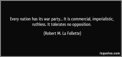 Robert M. La Follette's quote