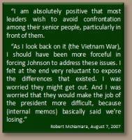 Robert McNamara's quote #3