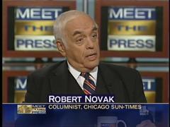 Robert Novak's quote
