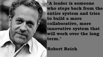 Robert Reich's quote