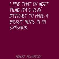 Robert Richardson's quote #4