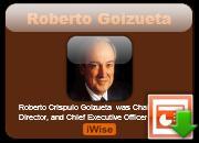 Roberto Goizueta's quote #1
