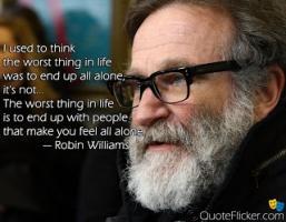 Robin quote #1