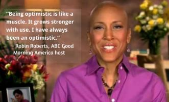 Robin Roberts's quote