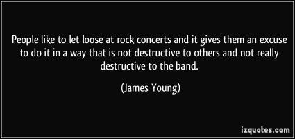 Rock Concerts quote #2