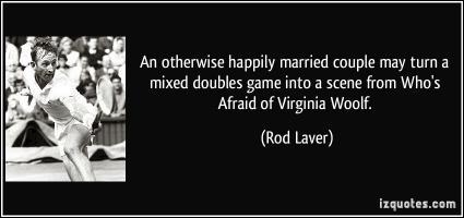 Rod Laver's quote
