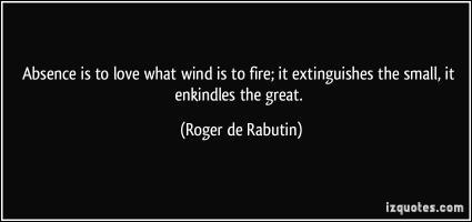 Roger de Rabutin's quote #1