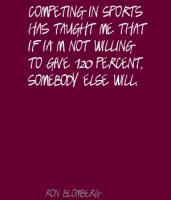 Ron Blomberg's quote #1