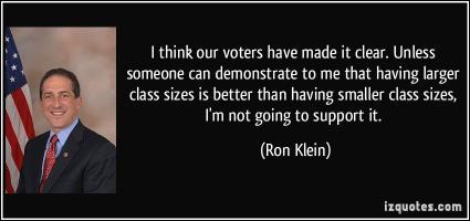 Ron Klein's quote #5
