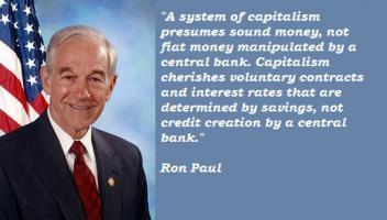 Ron Paul's quote