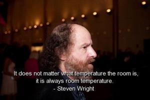 Room Temperature quote #2