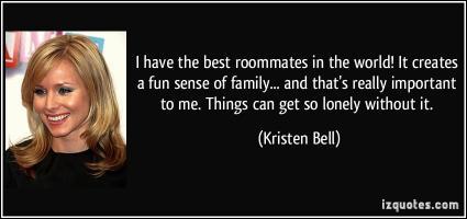 Roommates quote #1