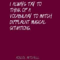 Roscoe Mitchell's quote #5