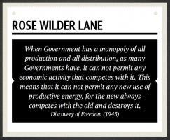 Rose Wilder Lane's quote #3