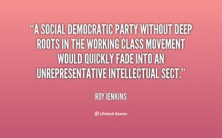 Roy Jenkins's quote