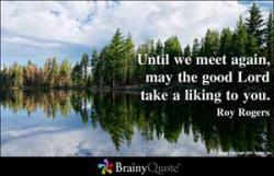 Roy Rogers's quote