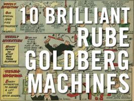 Rube Goldberg profile photo