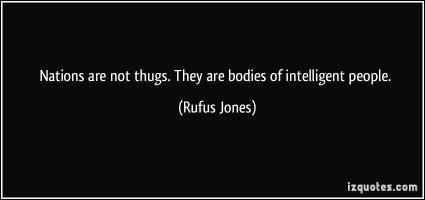 Rufus Jones's quote #1