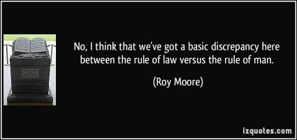 Rule Of Law quote #2