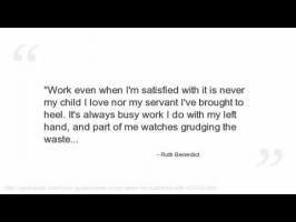 Ruth Benedict's quote #7