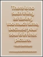 Ruth Bernhard's quote