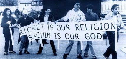 Sachin Tendulkar's quote