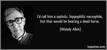Sadistic quote #1