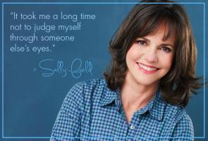 Sally Field's quote