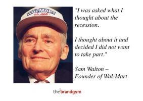 Sam Walton's quote